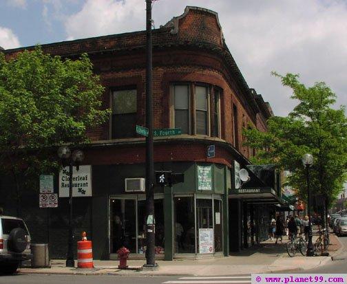 Cloverleaf Restaurant , Ann Arbor