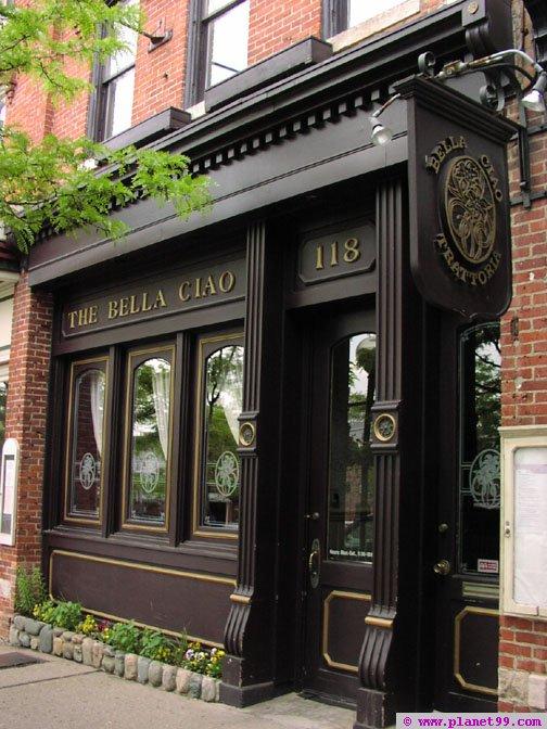 Ann Arbor , Bella Ciao
