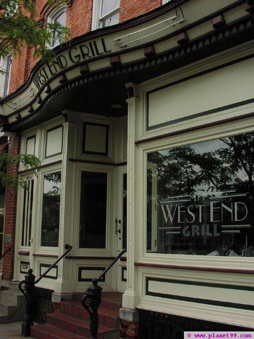 West End Grill , Ann Arbor