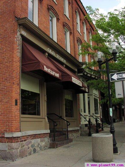 Old Town Restaurant , Ann Arbor