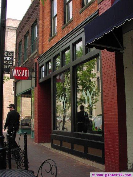 Wasabi  , Ann Arbor