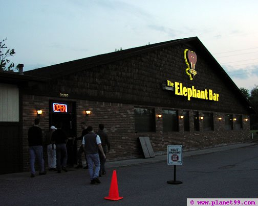 Elephant Bar , Commerce Twnshp