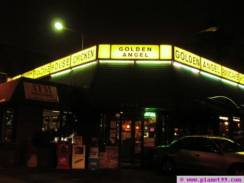 Chicago , Golden Angel Restaurant