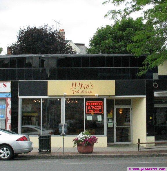 Anna's Taqueria , Brookline
