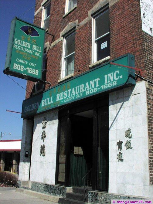 Golden Bull Restaurant , Chicago