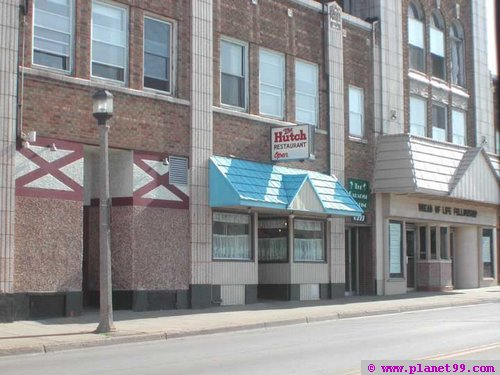 Hutch Restaurant , Milwaukee