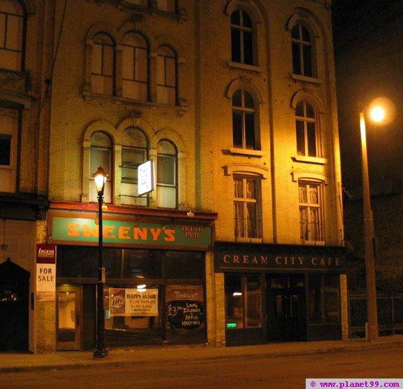 Sweeny's  , Milwaukee