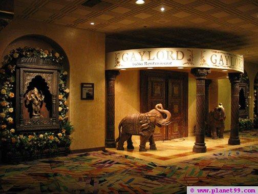 Gaylord India , Las Vegas