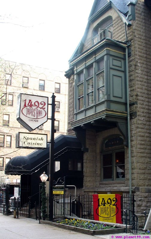Chicago , 1492 Tapas Bar