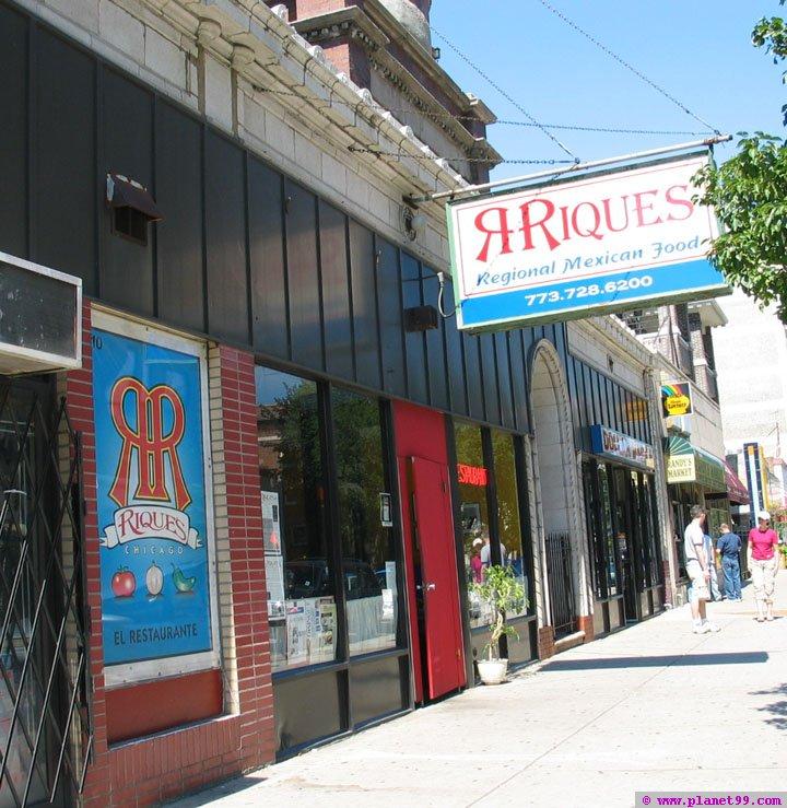 Rique's Regional Mexican  , Chicago