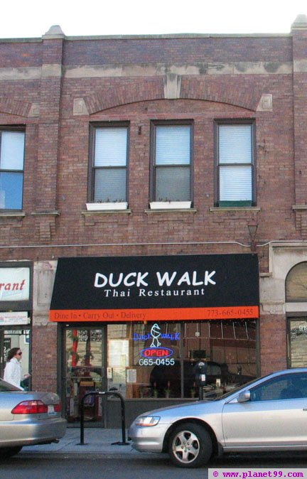 Duck Walk , Chicago