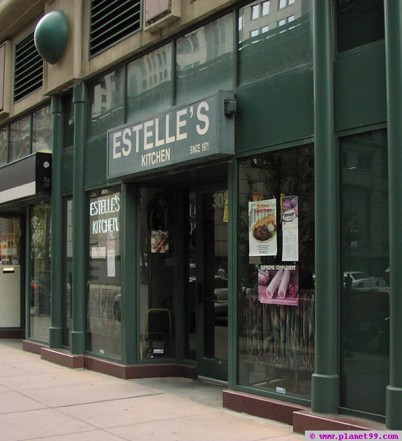 Estelle's Kitchen , Chicago