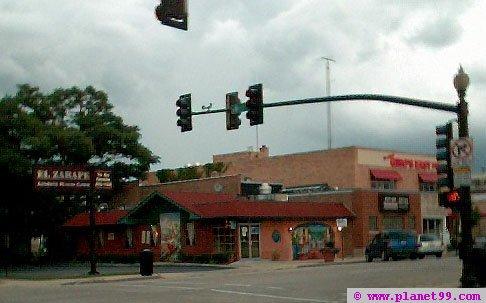 El Zarape , Wheaton