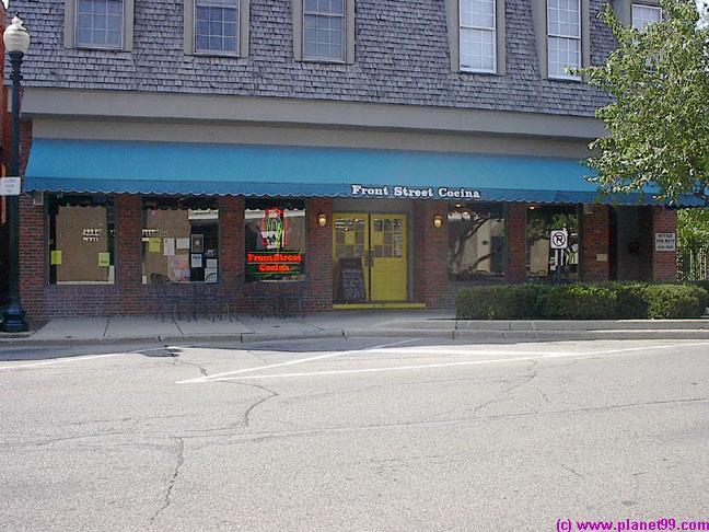 Wheaton , Front Street Cocina