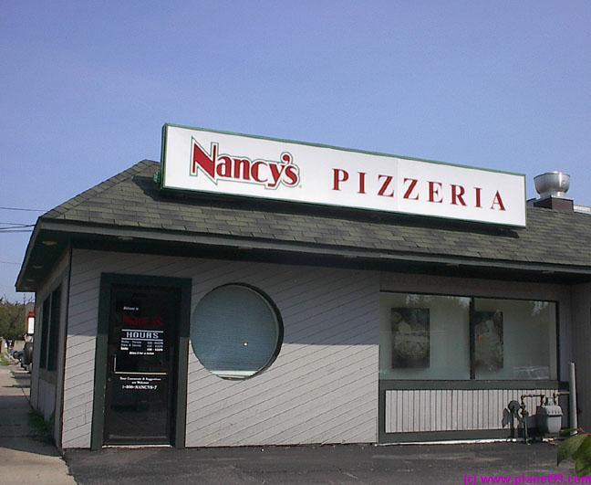 Nancy's Pizzeria , Wheaton