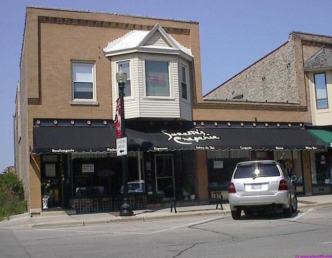 Suzette's Creperie , Wheaton