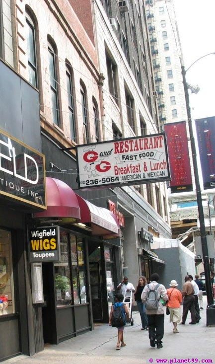 G and G Restaurant , Chicago