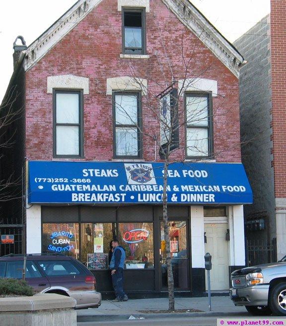 Rudy's Taste , Chicago