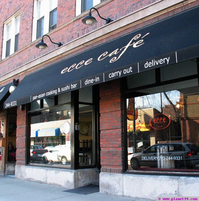 Ecce Cafe , Chicago