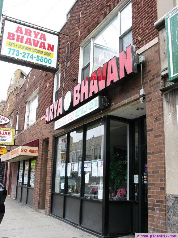 Arya Bhavan , Chicago