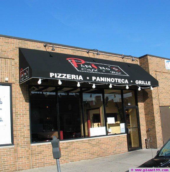 Panino's Pizzeria , Chicago