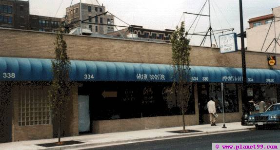 Greek Rooster , Chicago