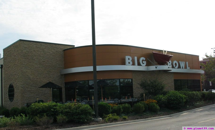 Big Bowl , Schaumburg