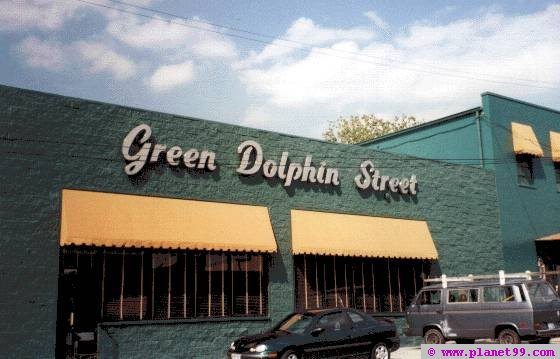Chicago , Green Dolphin Street