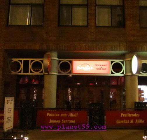 Emilio's Tapas Sol Y Nieve , Chicago