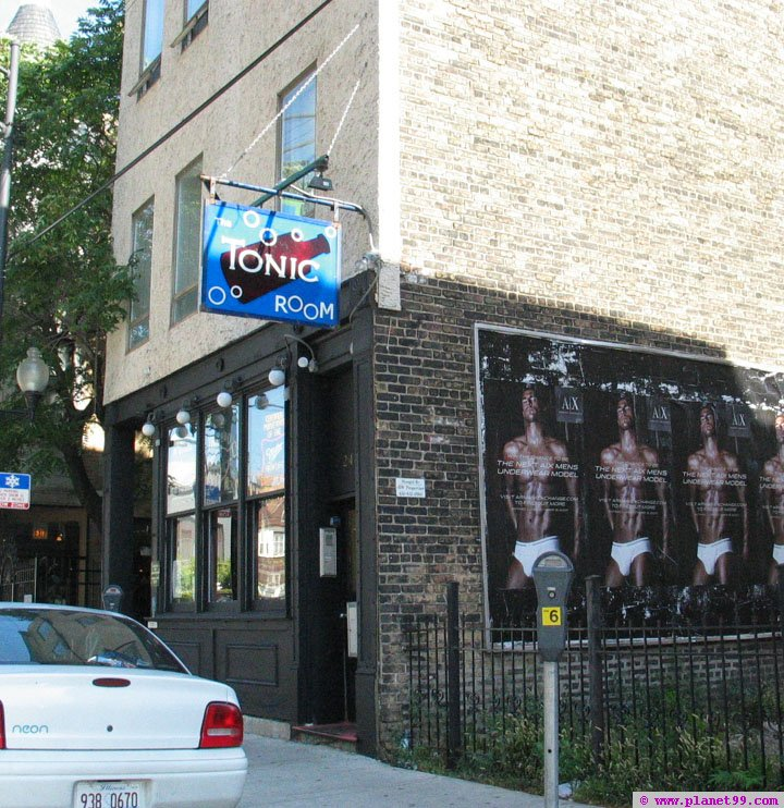 Tonic Room , Chicago
