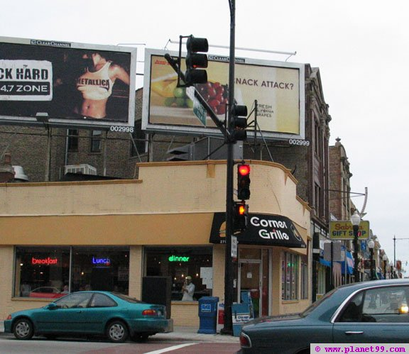 Corner Grille , Chicago