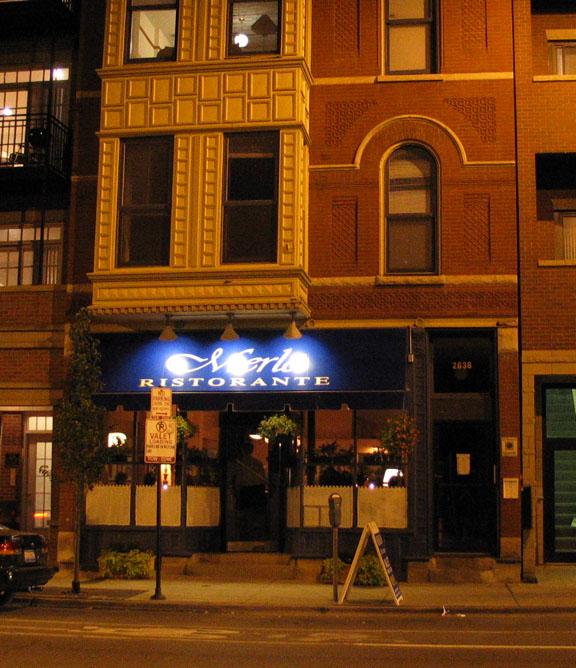 Merlo Ristorante  , Chicago