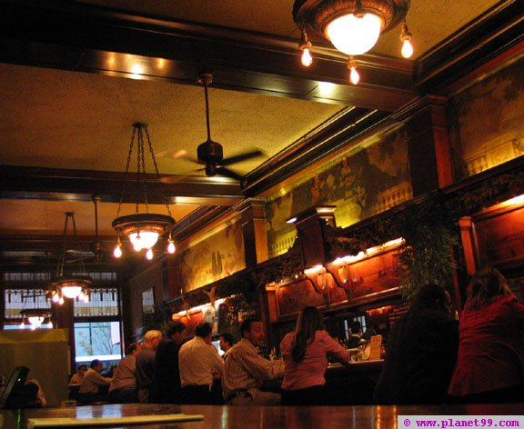 Berghoff Cafe  , Chicago
