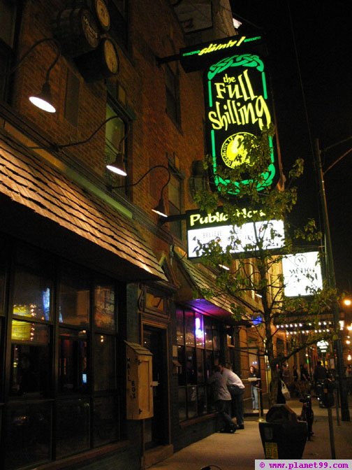 Full Shilling , Chicago