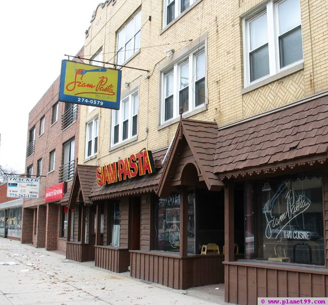 Siam Pasta , Chicago
