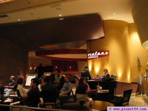 Ventuno Ristorante, Cafe and Bar , Las Vegas