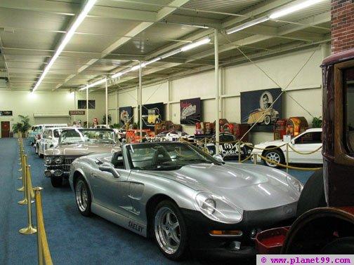 Auto Museum at IP , Las Vegas