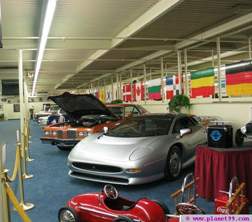Auto Museum at IP , Las Vegas