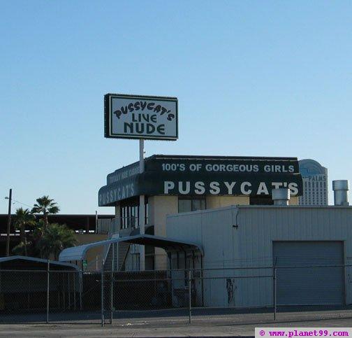 Pussy Cat's , Las Vegas
