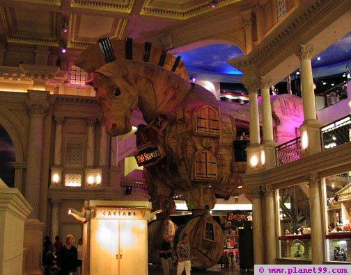 Caesars Forum Shops , Las Vegas