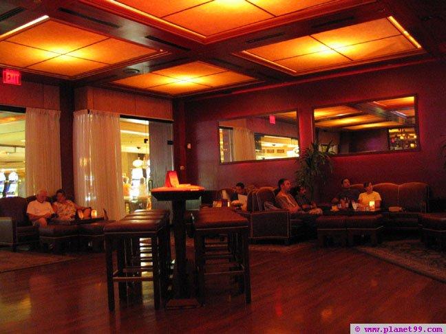 Mist Bar , Las Vegas