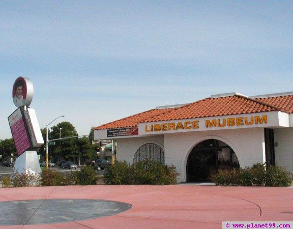 Liberace Museum , Las Vegas
