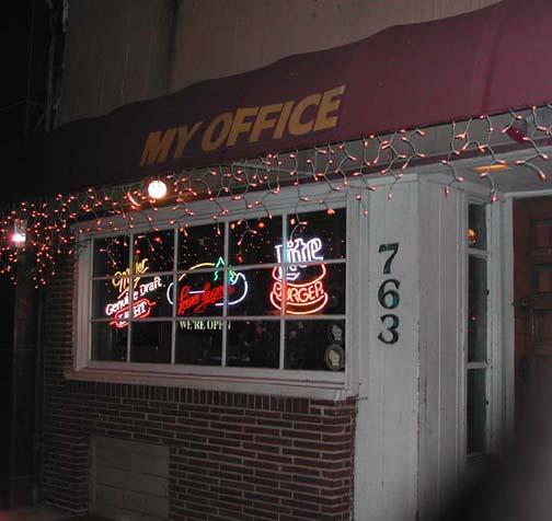 My Office , Milwaukee