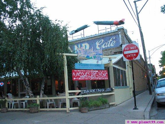 Chicago , Heartland Cafe