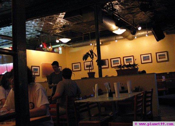 Heartland Cafe , Chicago