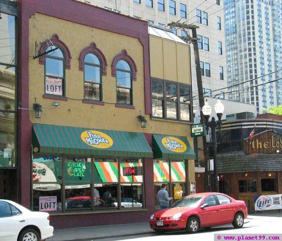 Chicago , Finn McCool's