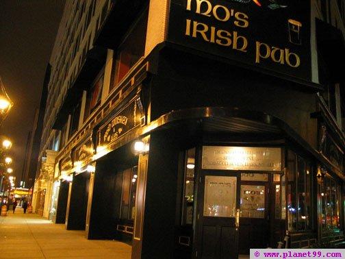 Mo's Irish Pub , Milwaukee