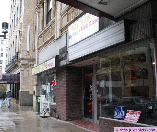 Cookie's Cafe , Milwaukee