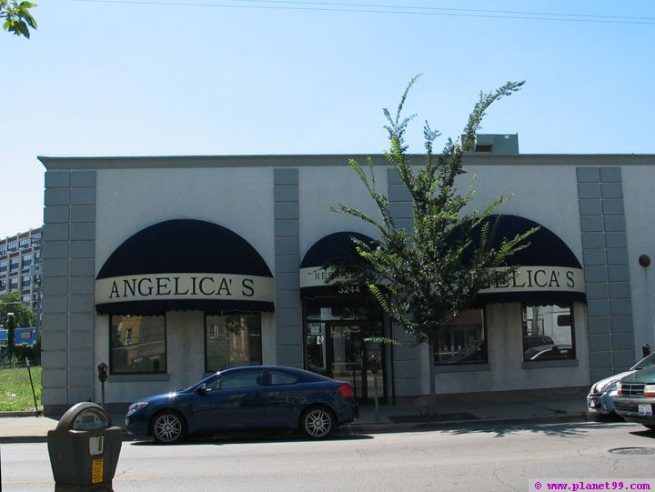 Angelica's Restaurant , Chicago