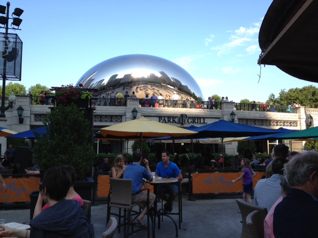 Chicago , Park Grill